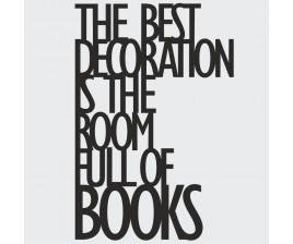 The Best Decoration is the Room...